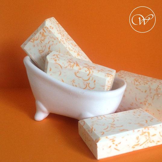 Confetti soap by Fräulein Winter