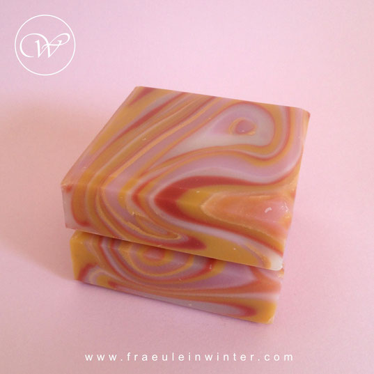 Spinning Swirl Soap by Fräulein Winter