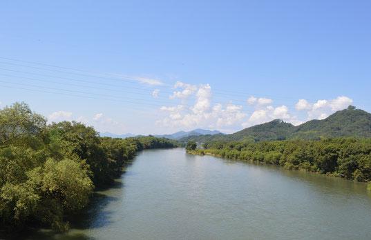 由良川(9/10撮影)