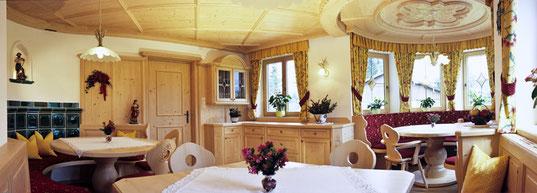 Gästestube - Frühstücksraum