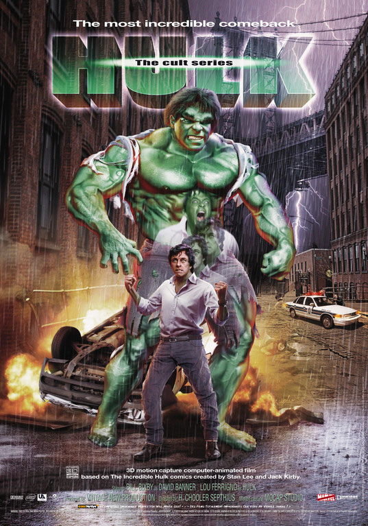 Poster : The Incredible Hulk - Affiche : L'incroyable Hulk