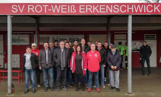 RWE-Vorstandsmitglieder 2019/20
