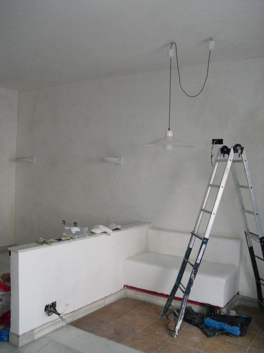 Alisado de paredes pintor malaga - Pintores de paredes ...