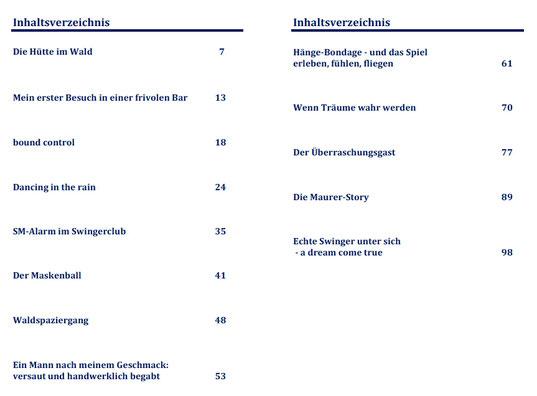 Inhaltsverzeichnis eBook/Buch/Hörbuch: So sexy ist der Norden! Band 3 von K.D. Michaelis