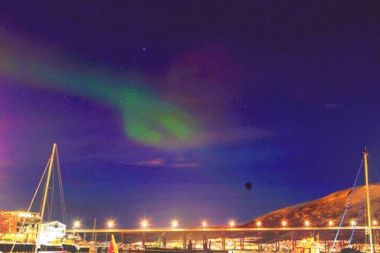 Aurora Borealis in Tromsø