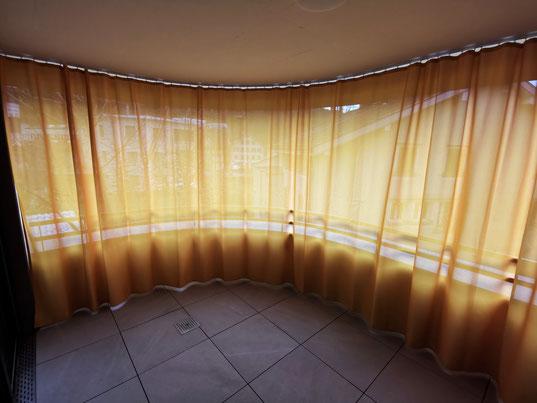 Outdoorvorhang / Aussenvorhang / Balkonvorhang