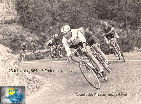 Adorni, Trofeo Laigueglia