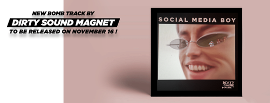 "Dirty Sound Magnet - ""Social Media Boy""  Official Video, rockersandotheranimals, rock news"