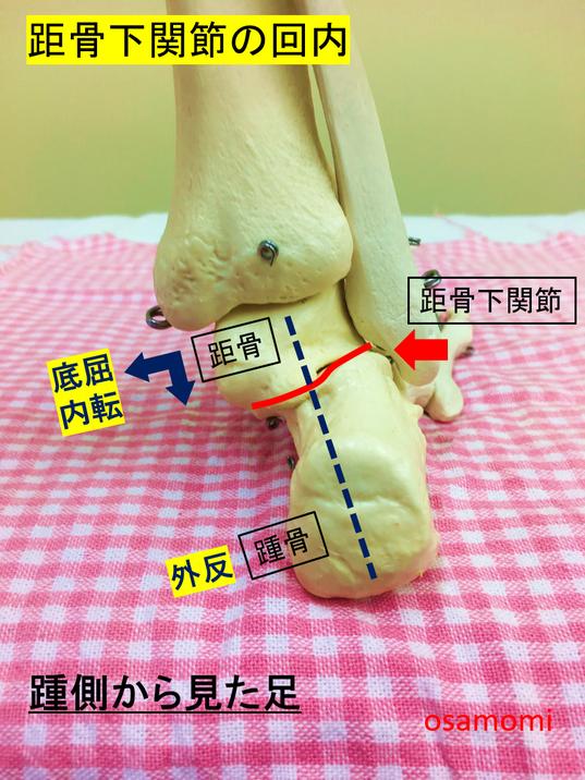 回内足 足底筋膜炎 昭島市の足膝専門、オサモミ整体院。