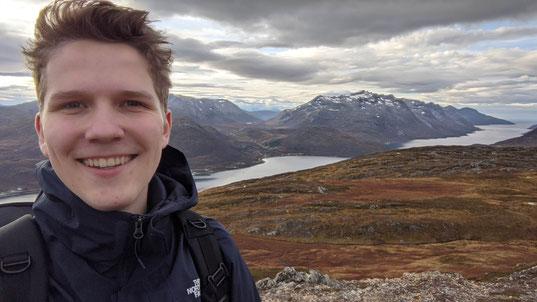 Paul ist begeistert von Norwegen