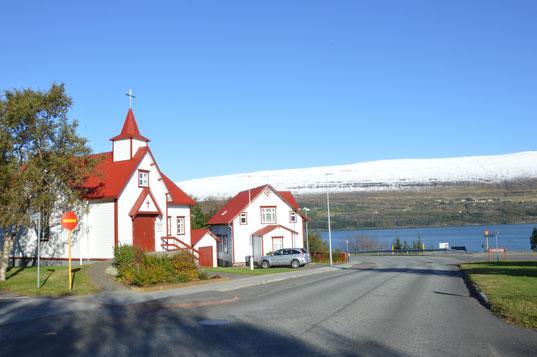 Die katholische Kirche in Akureyri