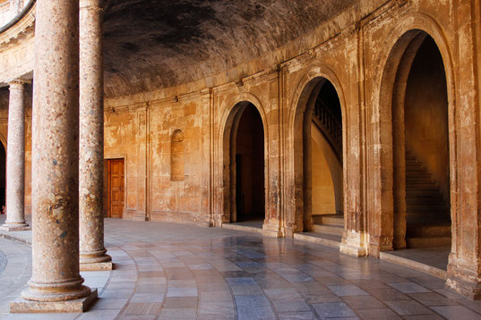 Alhambra, Granada, Andalusia, Spain, lonelyroadlover