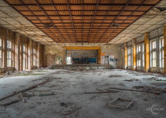 Abandoned House in Denmark