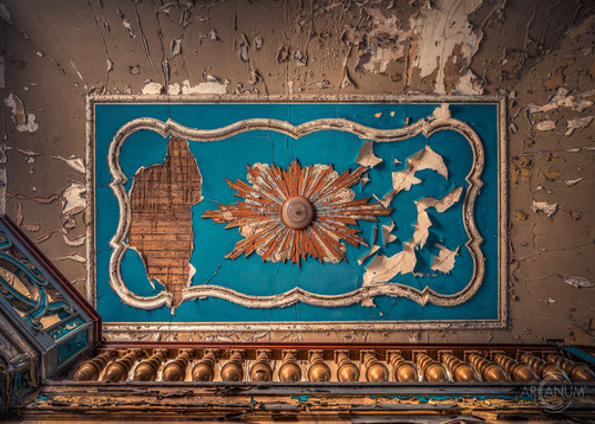Abandoned Hotel in Denmark