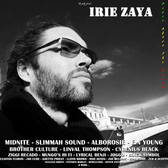 2015 - IRIE ZAYA - Peace After The Storm