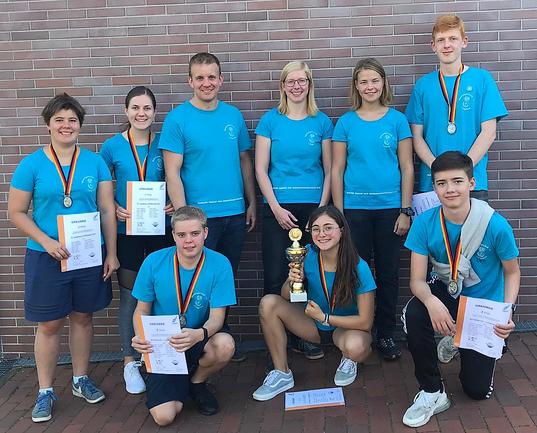4x U18 deutscher Vize-Meister 2x U21 deutscher Vize-Meister