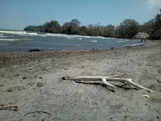 Playa Santa Cruz Ometepe