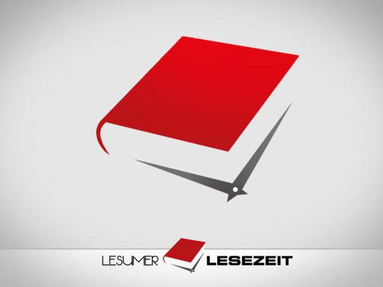 Logo für die Lesumer Lesezeit in Bremen Nord