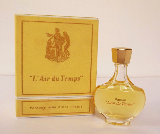 IDEM : L'AIR DU TEMPS - FLACON AMPHORE PARFUM 7,5 ML