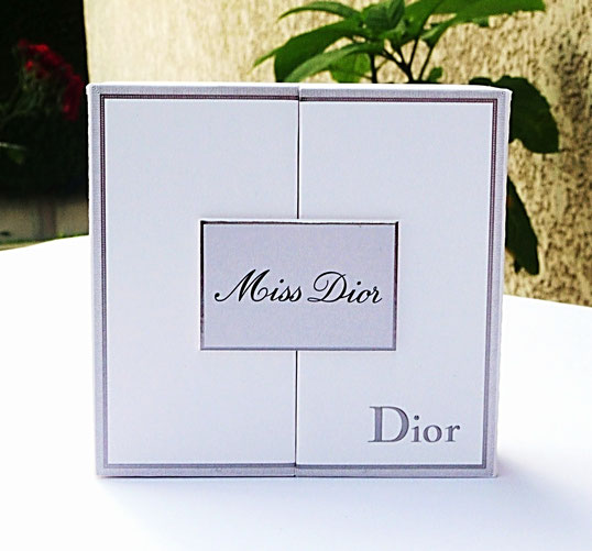 2016 - COFFRET MISS DIOR