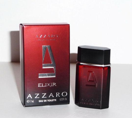 AZZARO ELIXIR - EAU DE TOILETTE POUR HOMME  7 ML