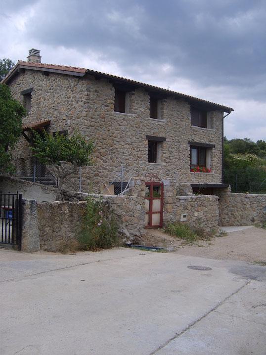 """Casa nueva de Nieves. """" Los Guindos """" Merche. P. Privada."""
