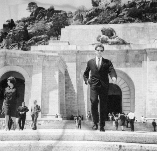 Valle de los Caídos. F. Merche. P. Privada.