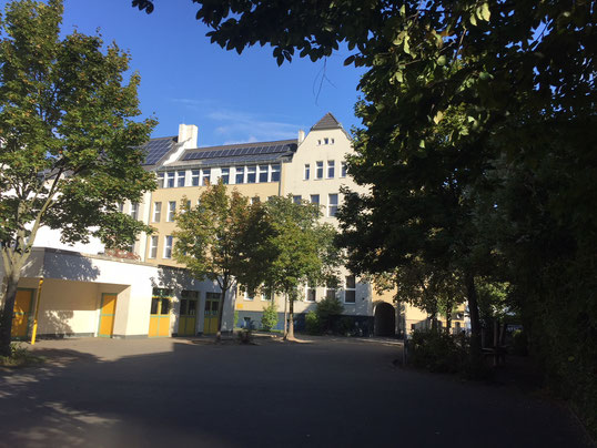 Grundschule Kleine Kielstraße (Schulhof)