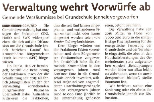 Emder Zeitung 22.02.2020