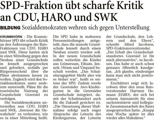 Ostfriesenzeitung 21.02.2020