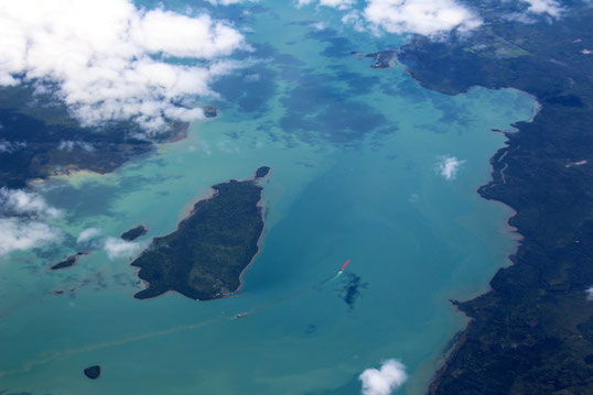 Lime Island im St. Marys River