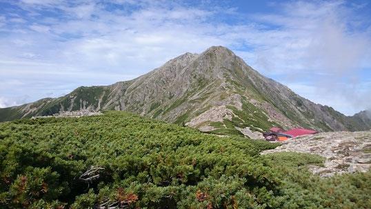 日本百名山 南アルプス 登山 ガイド