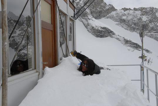 Crawl sur la terrasse...?