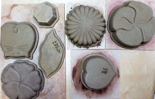 Ceramica japonesa Kata-Okoshi