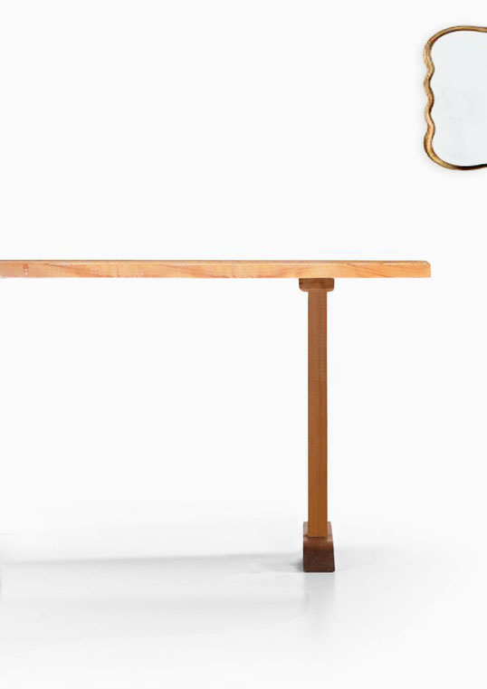 table bois jardin douglas made in france