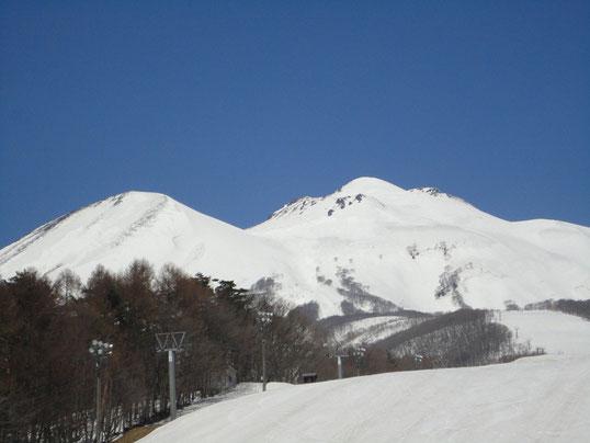 百沢スキー場 2014.4.16