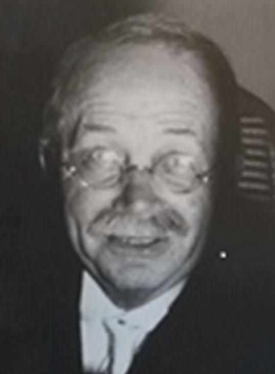 Totenbildchen für Dr. med. Joseph Gallati-Düggeli (1895-1975)