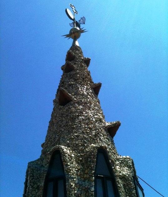 Барселона, Дворец Гуэля