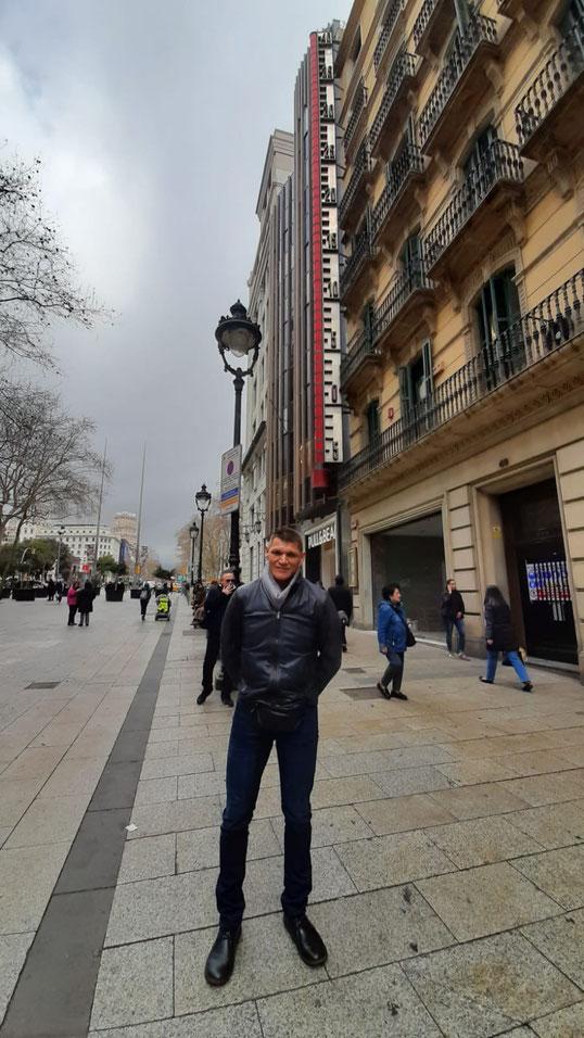 Барселона - самый большой термометр в Европе
