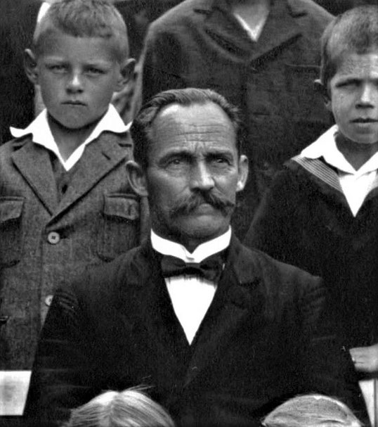 Gabriel Dürst, Lehrer etc. von 1902 - 1935
