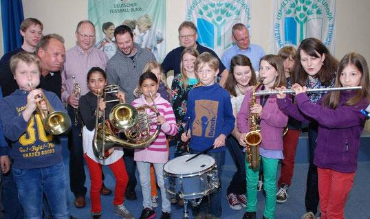 Aktionstag in der Harsumer Grundschule, 2013
