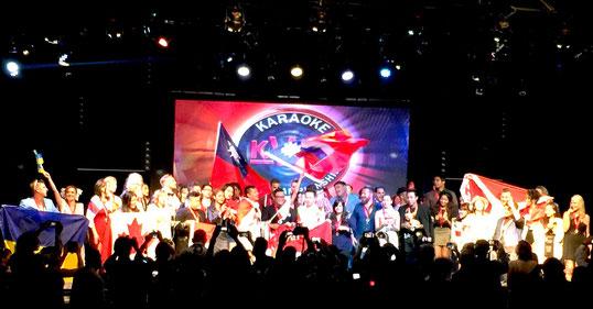 カラオケ世界大会 Karaoke