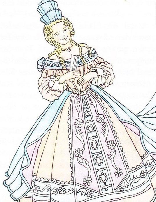 märchenfigur aus bechsteins märchenbuch