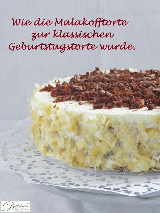 Malakoff Torte Rezept. Easy-Peasy Geburtstagstorte ohne Backen. Kontitor Rezept by Daninas Dad