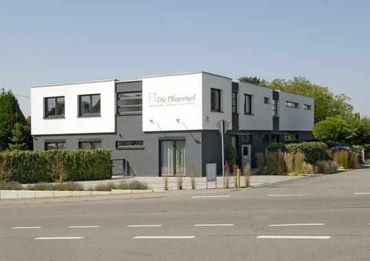 Ambulante Pflege - Pflegedienst auch für Marbach, Benningen, Murr, Affalterbach