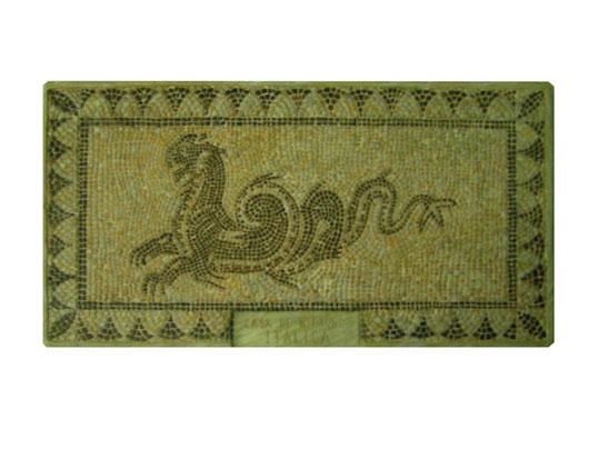 mosaico relizado para I.E.S. Itálica