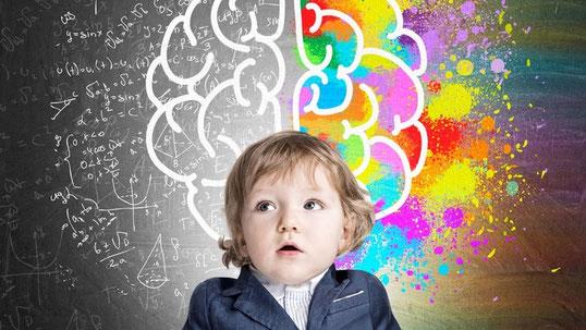 ¿Qué diferencias hay entre niños listos e inteligentes?