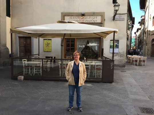 THIS IS OUR FAVORITE RISTORANTE IN ITALY AND THE BEST VINO ! ! !