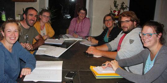 Membres Association Parents d'élèves Ecole Maupas Percy-en-Normandie