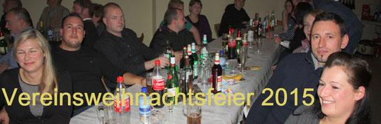 Bild: Teichler Wünschendorf Erzgebirge Vereinsweihnachtsfeier 2015